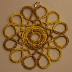 Indian summer pendant