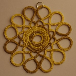 Indian summer pendant